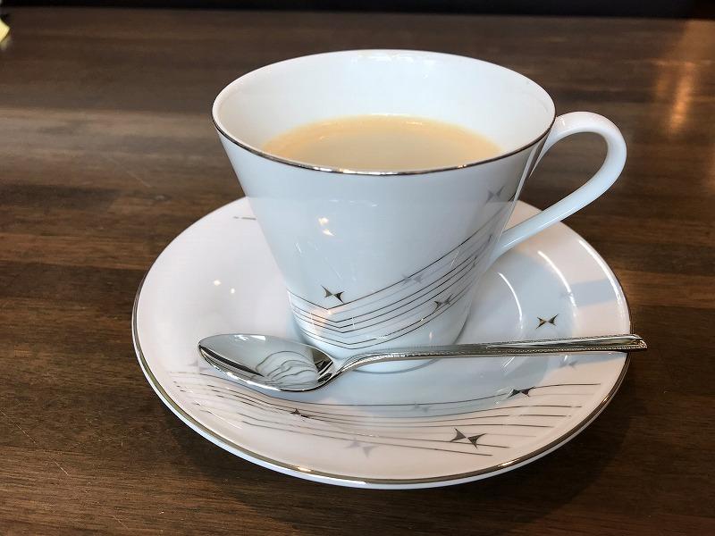 コーヒー (森のCoffee)¥380-